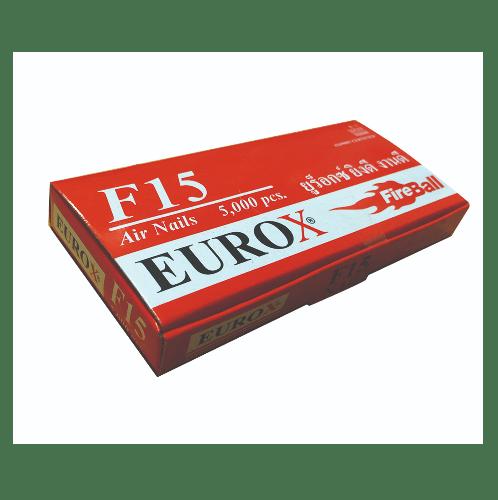 EUROX ตะปู F-15