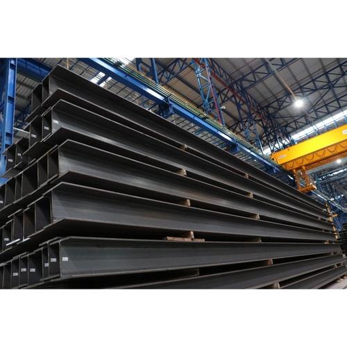 SYS เหล็กH-BEAM 300x300x10x15มม. 6ม. สีดำ