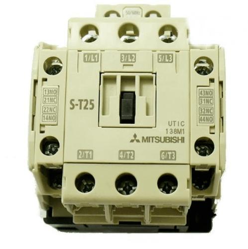 MITSUBISHI คอนแทคเตอร์ ST25-220V
