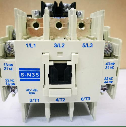 คอนแทคเตอร์TAKAMURAS-N35-220V  NO COLOR