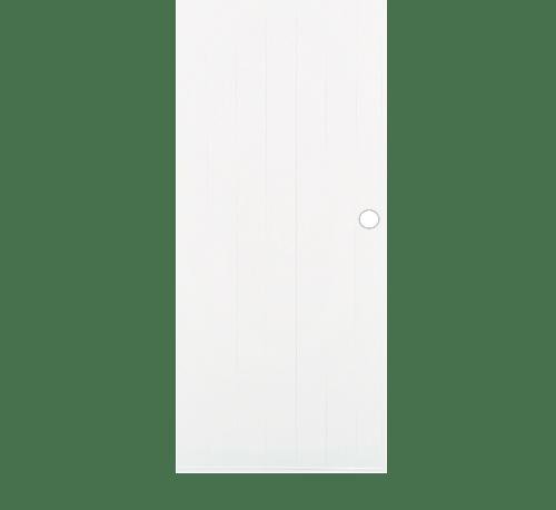 CHAMP ประตูยูพีวีซี M1 ขนาด 70x200ซม. M1 สีขาว