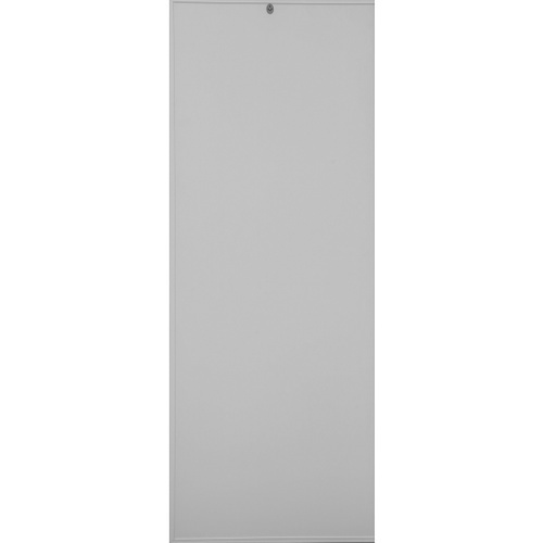 CHAMP ประตู+วงกบ ขนาด 70x200 ซม. SE1 (ไม่เจาะ) สีเทา