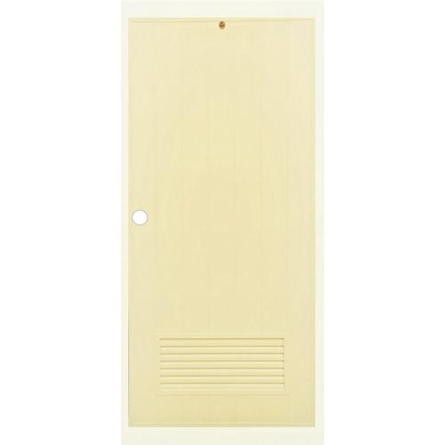 CHAMP ประตู  ขนาด (70x180)ซม.  M2  สีครีม