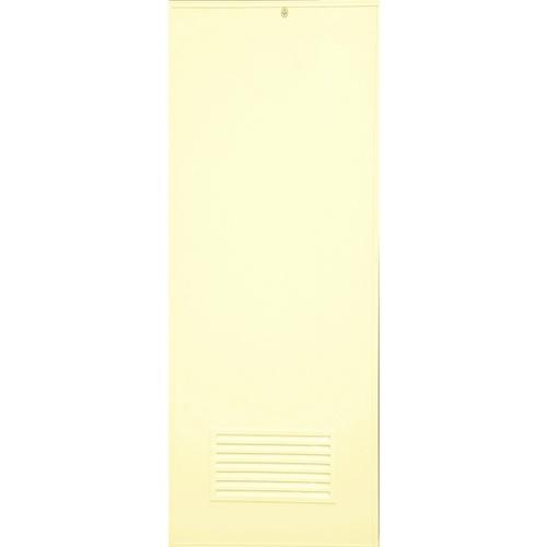 CHAMP ประตู ขนาด (70x180)ซม. S-TITAN2  (ไม่เจาะ) สีครีม