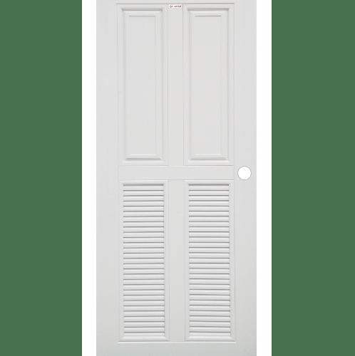 CHAMP ประตู UPVC  MU-3 80x200 สีขาว