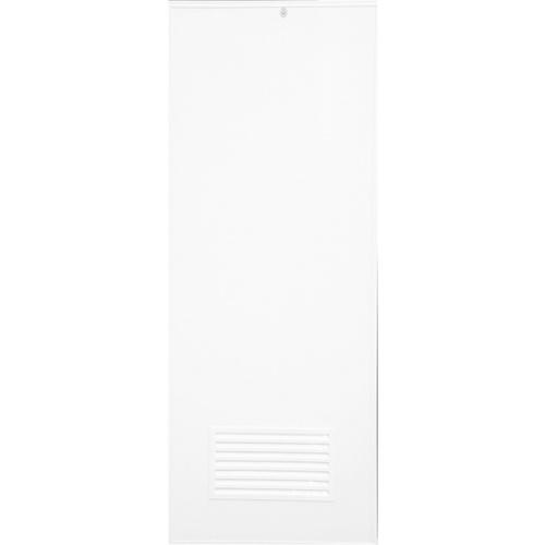 CHAMP ประตูพีวีซี ขนาด  70x180 ซม. S-TITAN2 (ไม่เจาะ) สีขาว