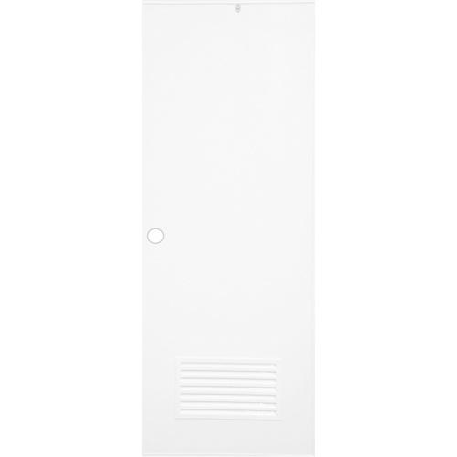 CHAMP ประตู ขนาด70x200cm. S-TITAN 2  สีขาว