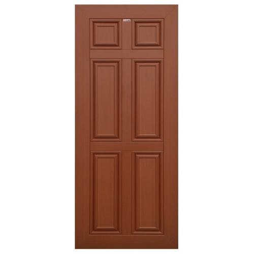 CHAMP ประตูแชมป์  (70X200) สีโอ๊คแดง MW1