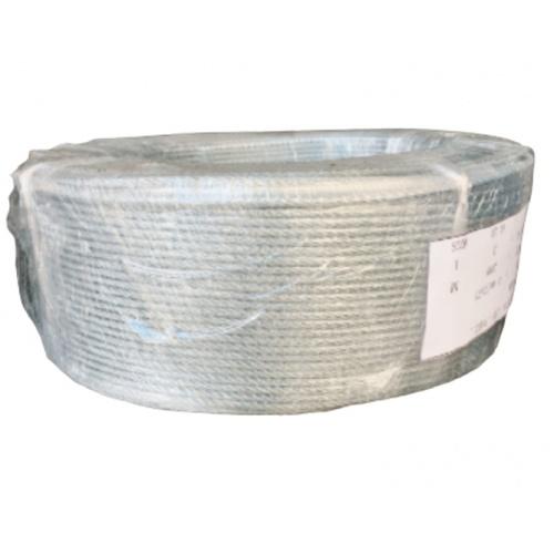 - ลวดสลิง 1.2มิล 7x7 IWRC(ใส้เหล็ก) 200ม./ม้วน