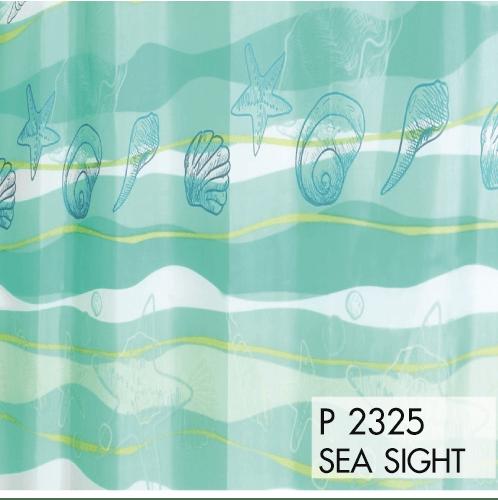 WSP ม่านห้องน้ำ 180x180 ซม. SCP-23/P2321 คละเฉด