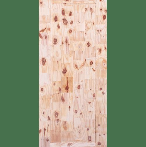 WINDOOR ประตูไม้สนนิวซีแลนด์ ขนาด  80x200ซม.  TOP-03