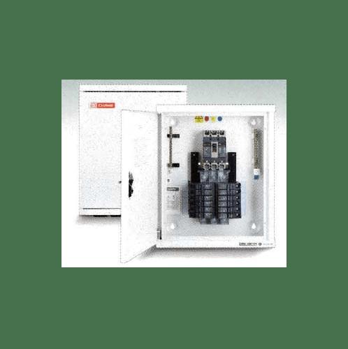 CHANG ตู้โหลดเซ็นเตอร์ 12ช่อง (3P) MB-12 พร้อมเมน 100A ช้าง MB-12 100A สีเทา