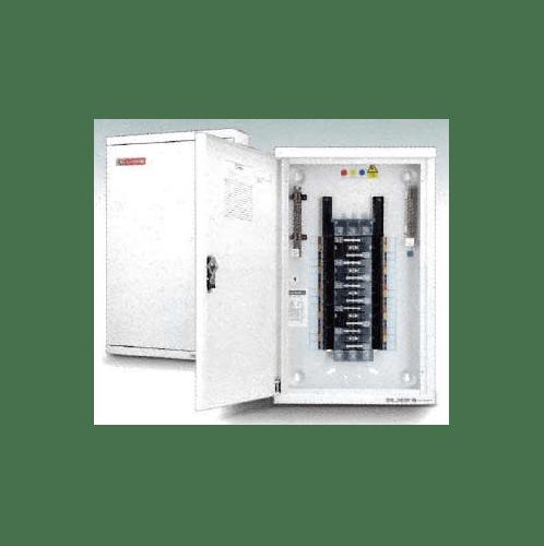 CHANG ตู้โหลดเซ็นเตอร์ 24 ช่อง (3P) ML-24 รุ่นไม่มีเมน ML-24 สีเทา