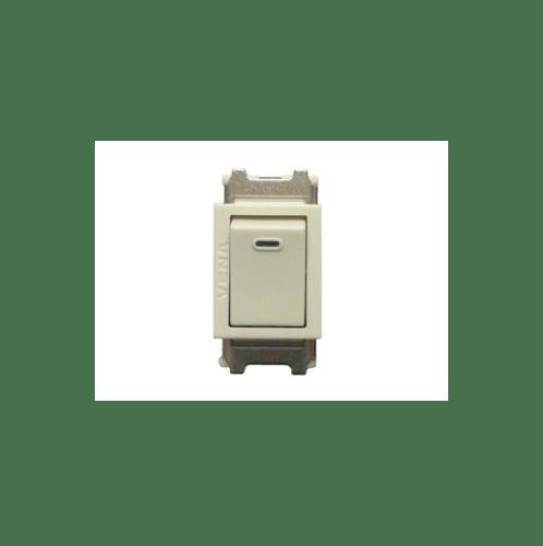 VENA สวิทช์ 1 ทาง MS-1021 (SM-011) สีขาว