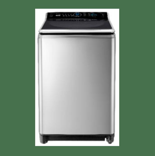PANASONIC เครื่องซักผ้าฝาบน 12KG NA-FS12X7LRC สีเทาอ่อน