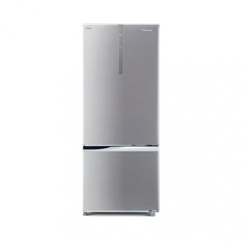 PANASONIC ตู้เย็น 2 ประตู  ขนาด 10.9 Q  NR-BR348PS สีเทา