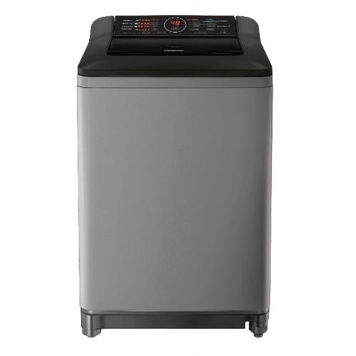 PANASONIC เครื่องซักผ้าฝาบน 12.5 KG  NA-F125A6DRC สีเทา