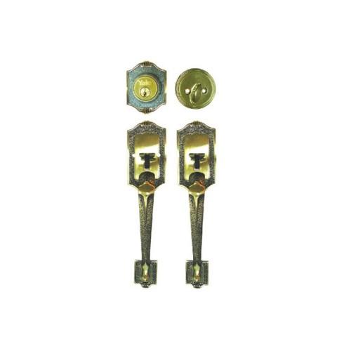 มือจับคู่พร้อมกุญแจเสริม HG6610AB_PB