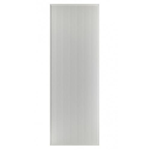 BATHIC ประตูพีวีซี   ขนาด 60x180ซม. (ไม่เจาะรูลูกบิด) BS1 สีเทา