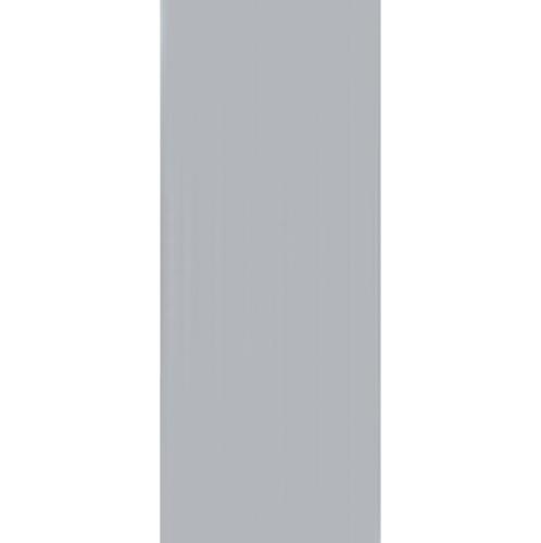 BATHIC ประตูพีวีซี BC1 69.7x193ซม. (ไม่เจาะรูลูกบิด) สีเทา