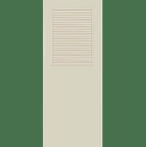 BATHIC ประตูพีวีซีบาธติค ขนาด 70x200 ซม. สีครีม  BC3 null