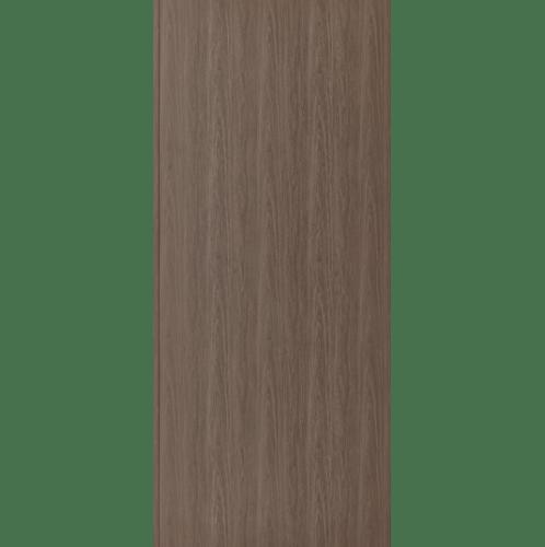 BATHIC ประตูพีวีซีลายไม้ ขนาด 70x200ซม. สีโอ๊ค (ไม่เจาะ) BL1