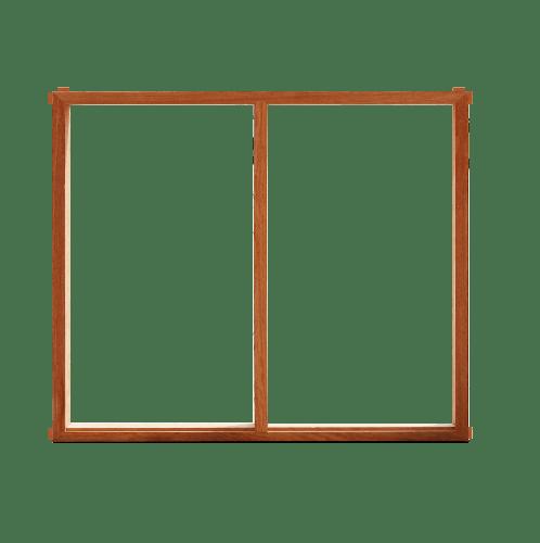 MAZTERDOOR วงกบบานหน้าต่าง ขนาด100x100ซม.