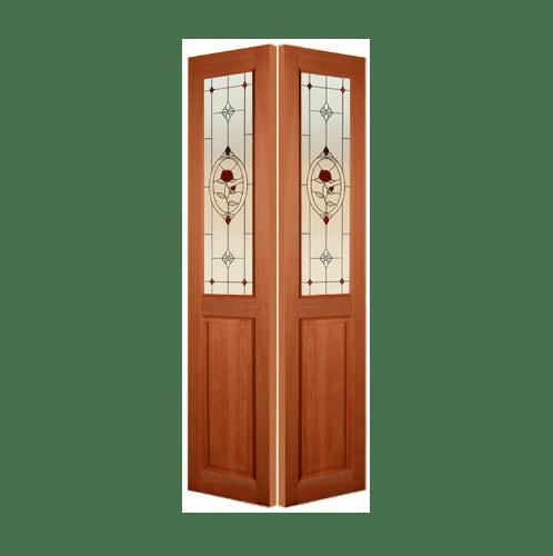 MAZTERDOOR ประตูไม้สยาแดง ขนาด (28x200cm.) SL-01/3