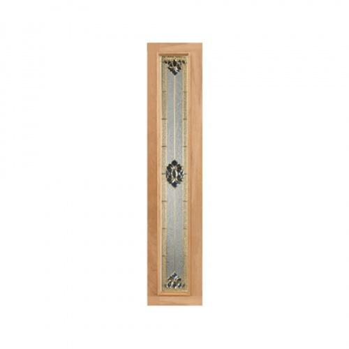 MAZTERDOOR ประตูไม้นาตาเซีย  upper-side ขนาด 50x247 cm. JASMINE-05