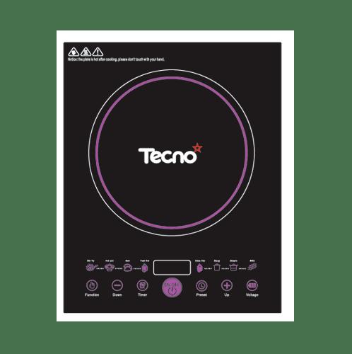 TECNO* เตาไฟฟ้า 1 หัวเตา แบบฝัง IDS 2000 BR