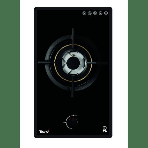 TECNO+ เตาแก๊ส 1 หัวเตา แบบฝัง HOB TNP HB  1030 GB