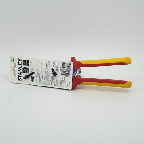STANLEY คีมคอม้าหุ้มฉนวนกันไฟ 10นิ้ว  84-294