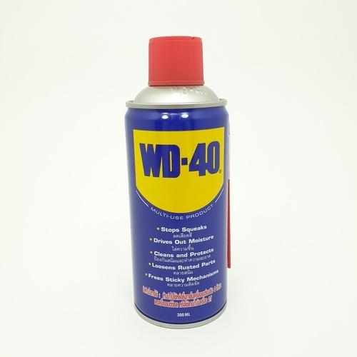 WD-40   น้ำมันอเนกประสงค์  WD-40 300ml. สีน้ำเงิน