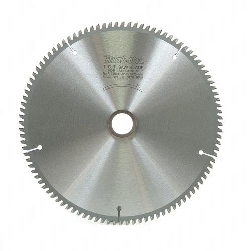MAKITA ใบเลื่อยตัดมิเนียมแท้10x100T A-81614 สีเทา