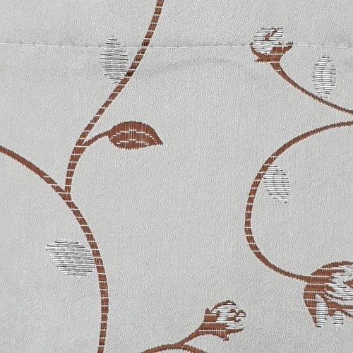 Davinci ม่านหน้าต่างทึบแสงพิมพ์ลาย WT-17071-BEW สีเบจ