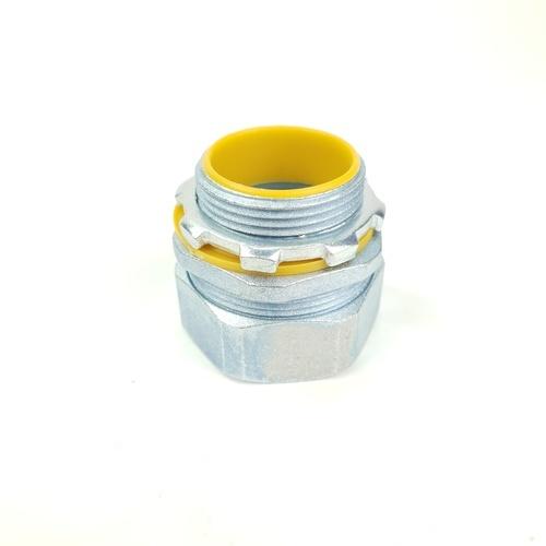 AA คอนเนตเตอร์ท่ออ่อนกันน้ำตรง  1.1/4 นิ้ว (แพ็ค/2)