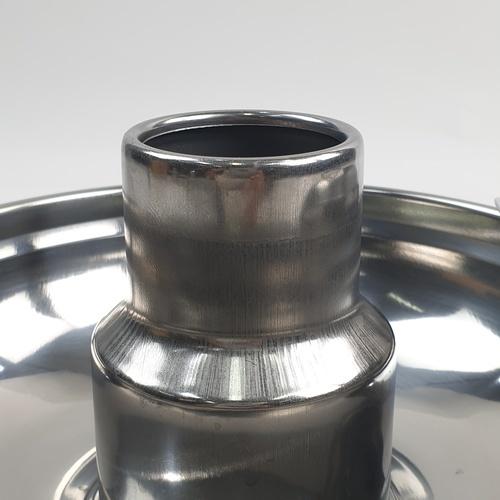 CLOSE หม้อไฟพร้อมฝาปิด  28.5x22x16.5cm. PQS-DYS22