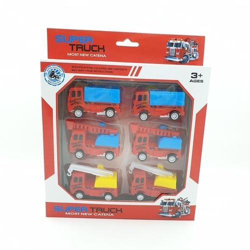 Sanook&Toys  ชุดรถดับเพลิง  298751 สีแดง