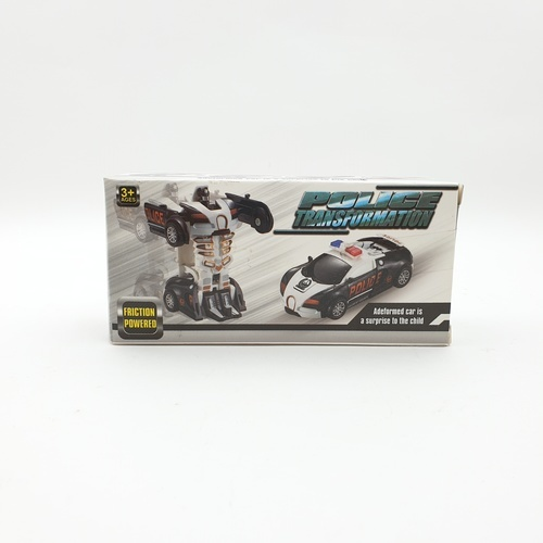 Sanook&Toys ชุด Deformation of the car 296696
