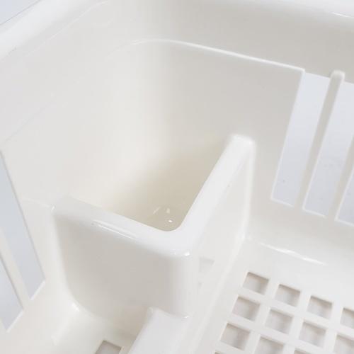 GOME ที่คว่ำจาน 32.00x43.00x15.50 ซม. EYC001-WH สีขาว