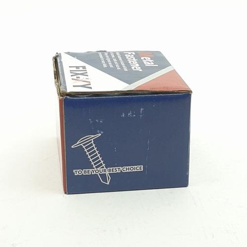 FIX-XY พุกดร็อปอิน 5/8(20ชิ้น/กล่อง) ED-005-B สีโครเมี่ยม