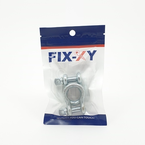 FIX-XY สเก็น 1/4  EP-001-S (2ขิ้น/แพ็ค)  สีโครเมี่ยม