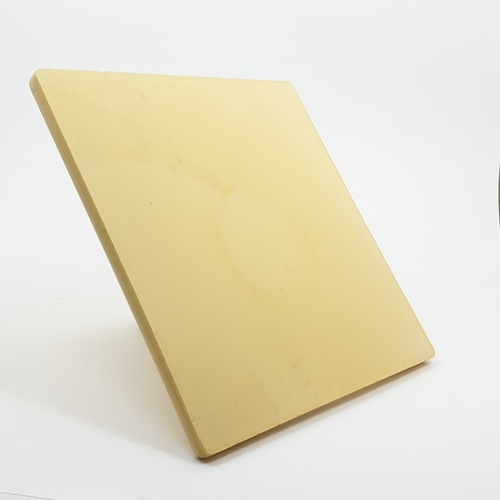 HUMMER เกียงฉาบปูน ขนาด 25*25 cm. YDH010 สีเหลือง