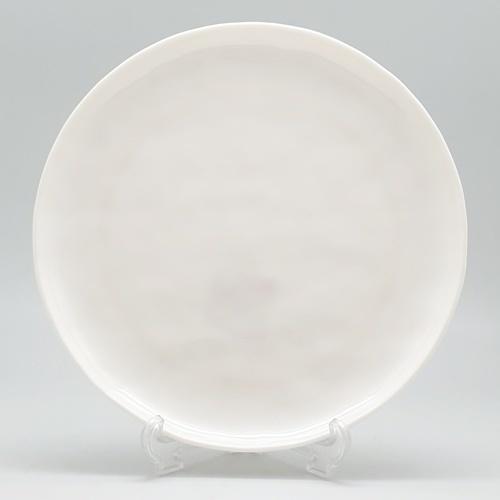 """ADAMAS จานเมลามีนทรงตื้น 9"""" MA1248 22.2x22.2x2 ซม. สีขาว Adamas MA1248 สีขาว"""