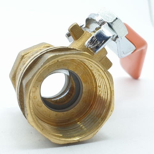 VAVO บอลวาล์วทองเหลือง YF-5021 3/4 นิ้ว