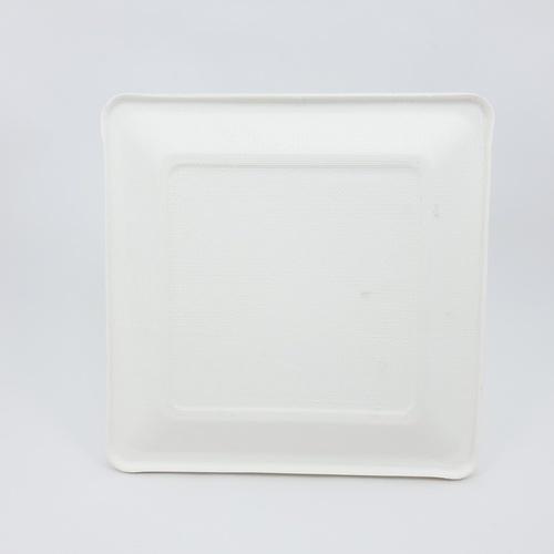 Nibiru จานเหลี่ยม 8 นิ้ว 10ใบ/แพ็ค FJDB033