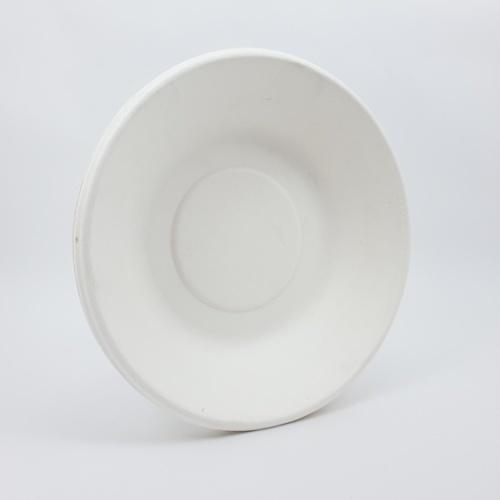 nibiru ชาม9นิ้ว 10ชิ้น/แพ็ค FJDB025 สีขาว