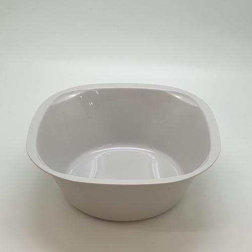 GOME กะละมังพลาสติก ขนาด 30x30x10ซม.  SGY021-GY  สีเทา
