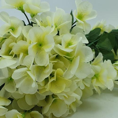 Tree O ดอกไม้ประดิษฐ์ 80ซม. HZGY-022  ขาว