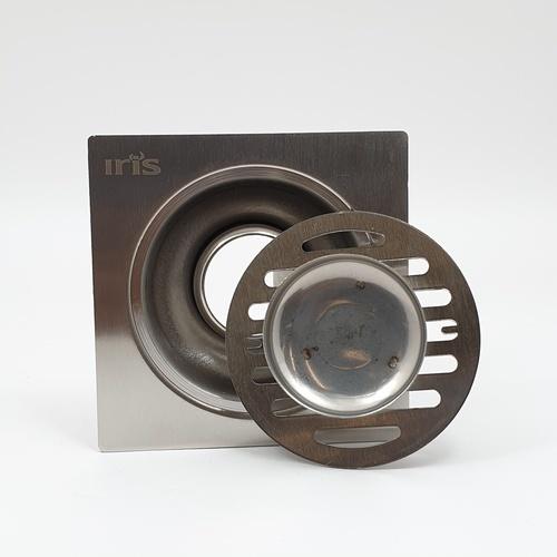 IRIS ตะแกรงกันกลิ่นสเตนเลส PQS-01